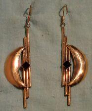 Ohrhänger,Bronze,Edelsteine: je 1 Onyx,je 1 Türkis oder je 1 Seeopal
