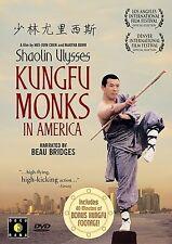 Shaolin Ulysses: Kungfu Monks in America DVD