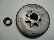 "Herr Chainsaw N156-A7  Spur Sprocket Drum 3/8 ""-7 Fits Homelite 350 360 410 9/16"