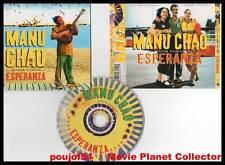 """MANU CHAO """"Proxima Estacion Esperanza"""" (CD) 2001"""