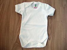 Baby Boy/Girl Body Suits/Popper Vests Short Sleeve Newborn,0-3.3-6,6-12,12-18+
