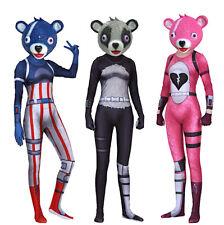 Simile Leader Tuta Costume Carnevale Donna Bimba Team Cosplay Zentai UFNITE06