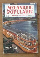 Mecanique populaire,1947 N° 15