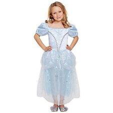 El aclaramiento Niñas Princesa zapato perdido/Cenicienta Libro Semana Fancy Dress Costume