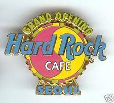 Hard Rock Cafe SEOUL, Grand Opening Pin. RARE