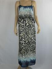 Crossroads Ladies Day 2 Night Maxi Dress size 8 Colour Animal Print