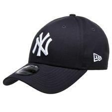 New Mens New Era Blue 9forty New York Yankees Cotton Cap Baseball Caps