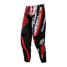 Troy Lee Designs Girls Pants Voodoo Black TLD Motocross Mx Enduro Quad