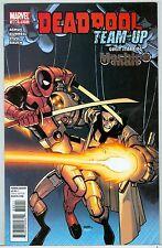 Deadpool Team-Up lot #890-892 - 2010