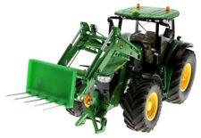 Mistgabel für Siku Control 32 Traktoren mit Frontlader