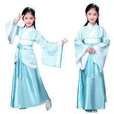 Children's clothing girl princess dress fairy tale traditional Chinese Hanfu Tan