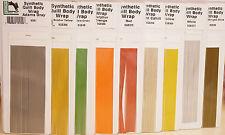Synthetic Quill Body 9 Farben Auswahl Hareline Trockenfliegen- & Nymphenkörper