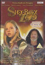 SHOEBOX ZOO - 1st Series. Vivien Endicott-Douglas, Jason Connery (2xDVD SET '04)