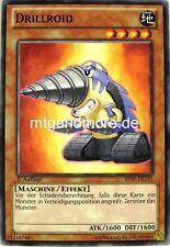 Yu-Gi-Oh 1x Drillroid - - - BP01 - Battle Pack Epic Dawn