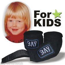 BAY FOR KIDS Boxbandagen Box-Bandagen KINDER Kick-Boxen Hand Faust Faustbandagen