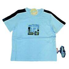 Sigikid T-Shirt celeste Road Trip MS1502 neu