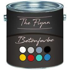The Flynn Betonfarbe Fassadenfarbe RAL Farben perfekt für Beton Bodenfarbe