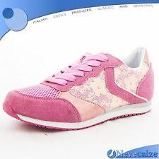 Scarpe fitness donna da ginnastica sneakers sportive  pizzo e strass DSSCA003