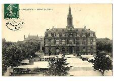CPA 42 Loire Roanne Hôtel de Ville