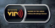 Toyota Venza 2009 VIP Glass Break Sensor -  OEM NEW!