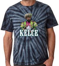 "Tie-Dye Jason Kelce Philadelphia Eagles Parade ""Mummers"" T-Shirt"