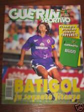GUERIN SPORTIVO 1995/50=INSERTO GUIDA SORTEGGIO EURO 96=BATISTUTA=TUTTOCOPPE=