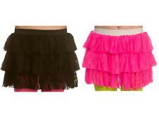 Ladies Rara Skirt 1980s 80s Fancy Dress Accessory Tutu One Size