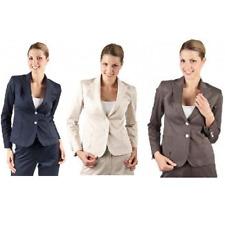 Lybwylson by Toff Togs Blazer Moda de Diseño Business Chaqueta Traja para Mujere
