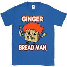 PAN De Jengibre Hombre Con Cabello pan de jengibre Gingersnap Hombre Camiseta