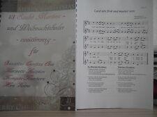 43 Weihnachtslieder für Violine - zweistimmig