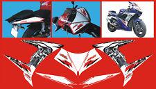 Kit completo  Yamaha R6 2003/05 - adesivi/adhesives/stickers/decal