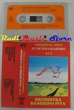 MC ORCHESTRA SANDRINO PIVA Pensiero vento vagabondo vol 9 1986 no cd lp dvd vhs