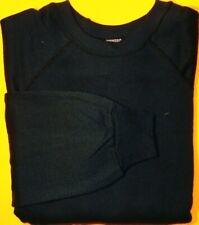 Sweatshirts - Crew Neck - Fleece - Black   Navy - Sovereign - U.S.A. - 8X-BIG