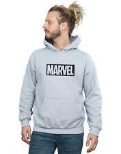 Marvel Hombre Logo Outline Capucha