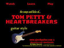 Custom Guitar Lessons, Learn Tom Petty