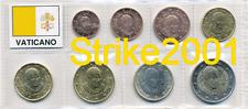 Euro VATICANO 2008 - 8 PZ FDC in Blister -