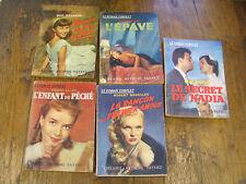 lot de 5 arthème fayard collection le roman complet