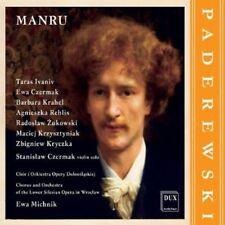 Manru, New Music