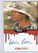 True Blood Adina Porter auto. card