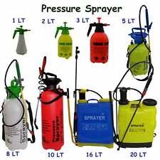 Jardín spray a Presión Botella MANUAL Hierbas 20 16 10 8 5 3 2 1 Litro Bomba