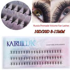 Eyelashes Extension Individual Lashes Premade Volume Fan False Eyelashes