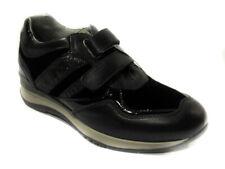 Nero giardini a034161f nero scarpe da bambina chiusura a strappo
