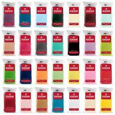 Renshaw Regalice 500g listo Rollo Glaseado Sugarpaste Fondant Pastel Decoración Color