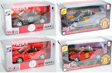 Maisto 21009 Audi TT Roadster 1.8 T quattro (Typ 8N), Ajax und Manchester, 1:43