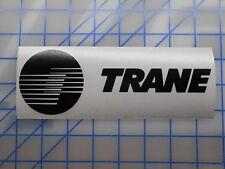 """Trane Decal Sticker 5.5"""" 7.5"""" 11"""" Thermostat HVAC Compressor Capacitor Relay"""
