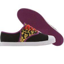 $149.99 Lacoste LIVE x Micah Lidberg Womens Rene Leopard Cheetah (black) 7-24LEW