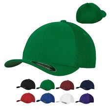 Flexfit TACTEL MESH CAP Kappe Mütze Atmungsaktiv Sport S M L XL Neu 6533