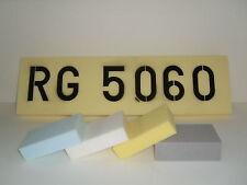 Schaumstoff Platte Schaumstoffplatte Polster  Zuschnitt  Rg 5060, Farbe / gelb