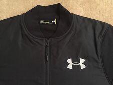 Nuevo Para Hombre Under Armour UA Pursuit Aislado Chaqueta de pista Camiseta Casual Ltd e RRP £ 120