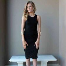 PIPER LANE - Loverays Cutout Crossback Dress (89510 - Black, Royal Blue) *BNWT*